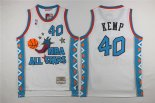 Camisetas NBA de Shawn Kemp All Star 1996 Blanco